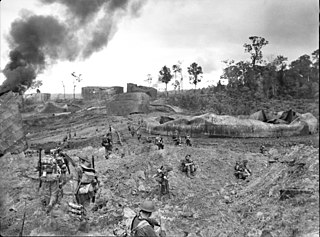 Battle of Tarakan (1945) First stage in the Borneo campaign of 1945 during World War II