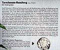 Tarodunum-Rundweg, Tafel Der Heidengraben beim ehemaliges Gasthaus Schlüssel in Buchenbach.jpg