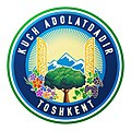 Official seal of Taškenta