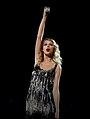 Taylor Swift, Fearless tour, Australia, 2010.jpg