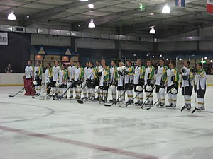 Australia Men S National Ice Hockey Team Wikipedia