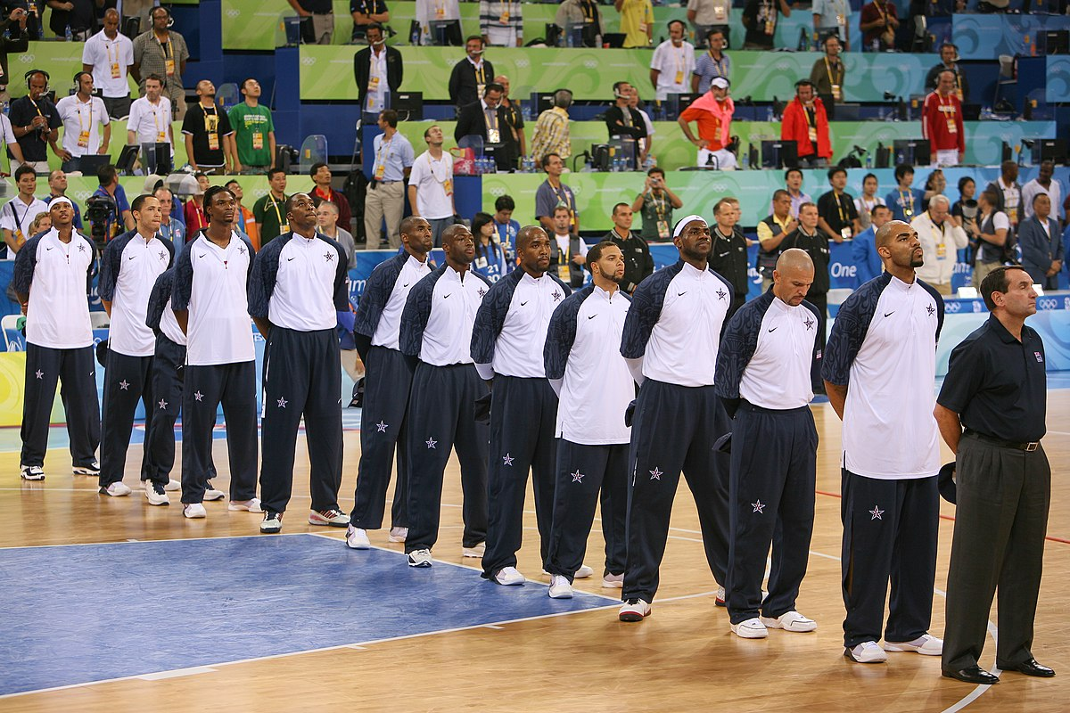 2008 United States men's Olympic basketball team - Wikipedia