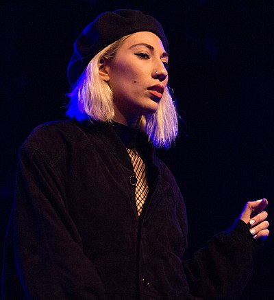 Picture of a band or musician: Tei Shi
