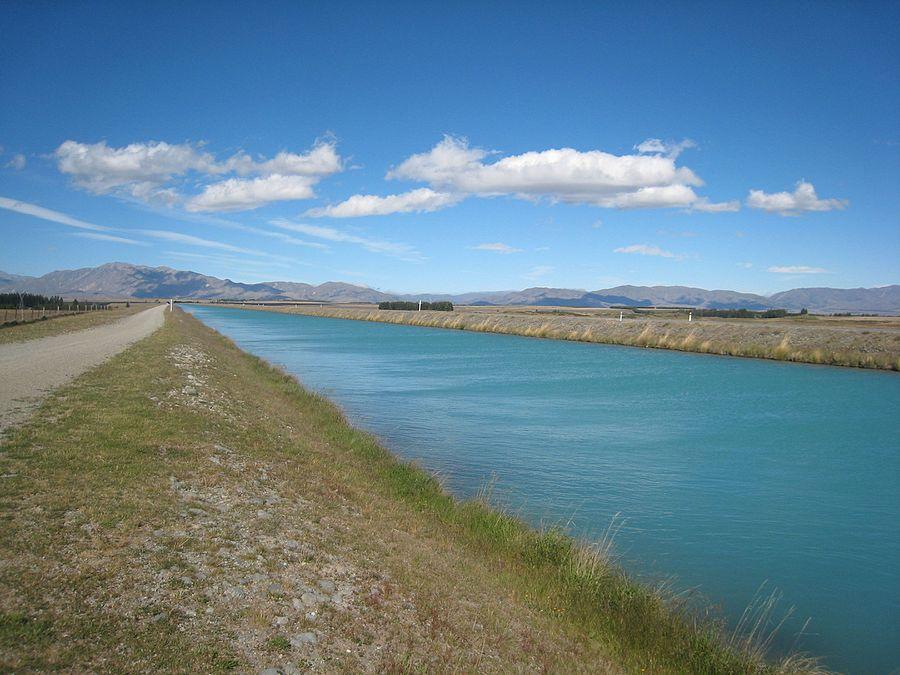 Tekapo River