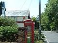 Telephone box at Parkgate - geograph.org.uk - 25681.jpg