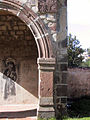Templo y Ex Convento de San Francisco de la Asunción de Nuestra Señora, Tlaxcala, Tlax. México. capilla Posa, detalle.jpg