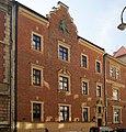 Tenement (1887, designed by arch. Teodor Talowski), 18 Smolensk street, Krakow, Poland.jpg