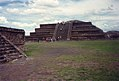 Teotihuacan - The Pyramid of the Moon, 1993.jpg