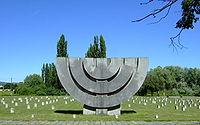 Cimitero ebraico a Theresienstadt