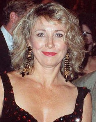 Teri Garr - Garr at the AIDS Project Los Angeles (APLA) benefit, September 1990