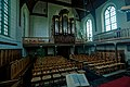 Texel - Den Hoorn - Protestant Church 1425 - Wide Angle View from below the Pulpit.jpg
