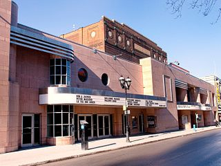 Théâtre Saint-Denis theatre and former cinema in Montreal, Quebec, Canada