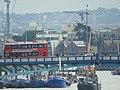 Thames barge parade - below Tower Bridge 6650.JPG