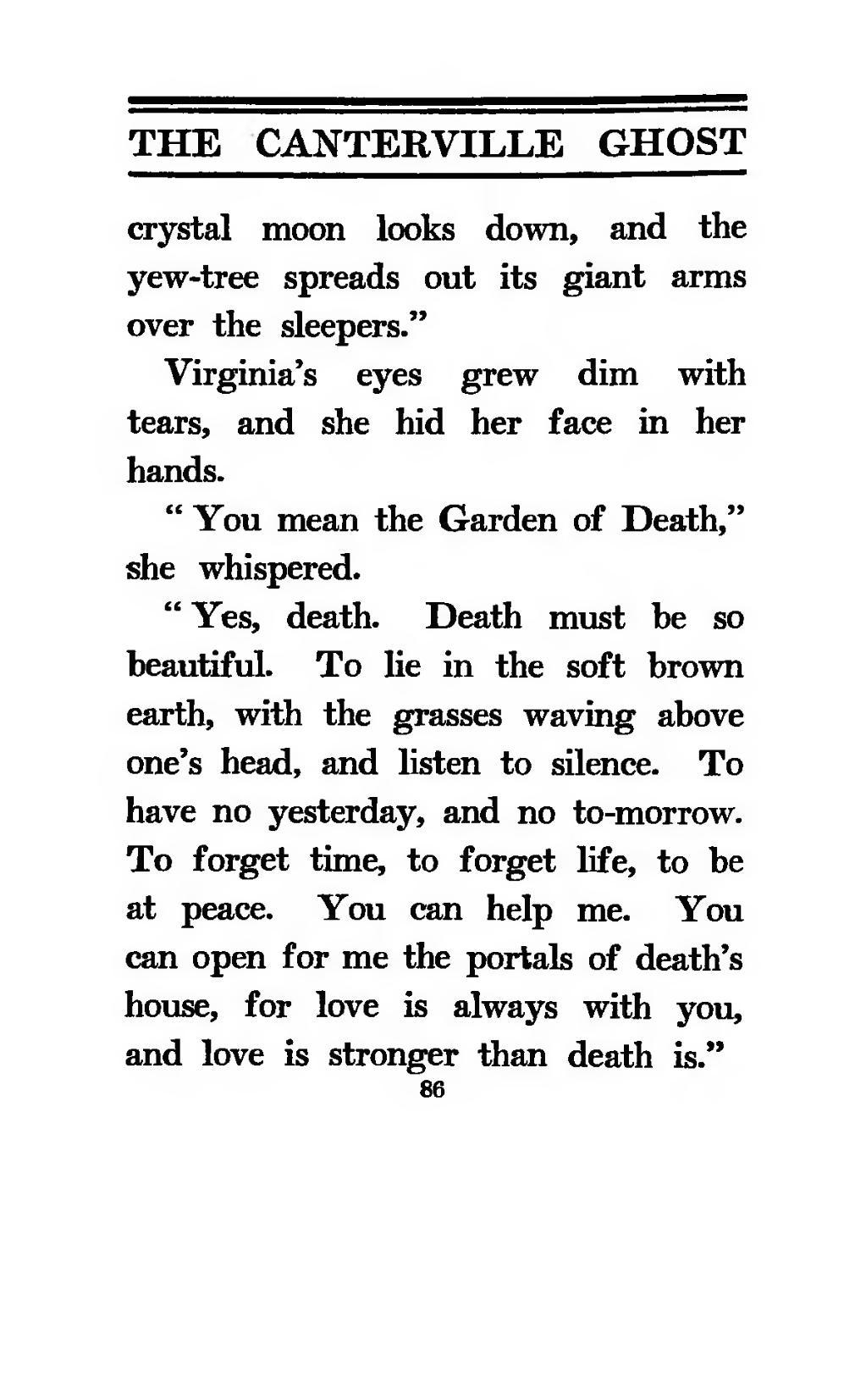 Love must not be forgotten pdf