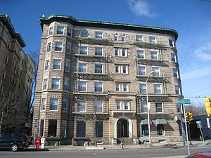 The Dunvegan - Image: The Dunvegan, 1654 Massachusetts Avenue, Cambridge, MA IMG 4427