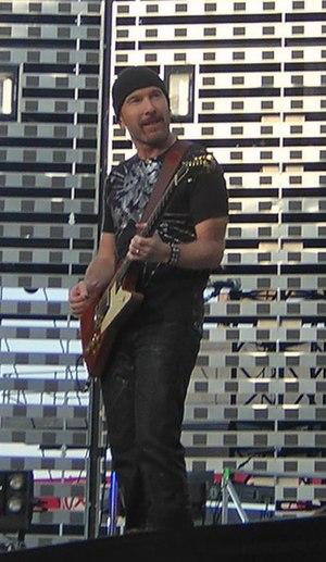 The Edge - The Edge in June 2005
