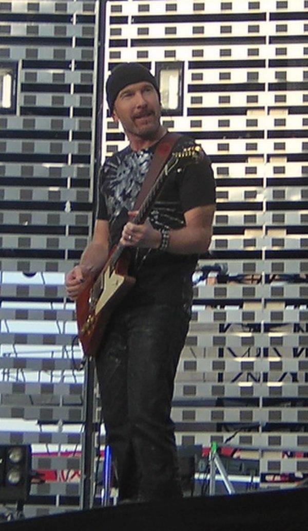 Photo The Edge via Wikidata
