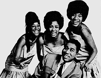 The Exciters - The Exciters in 1964