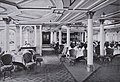 The First Class Dining Saloon of the Lusitania (lower level).jpg
