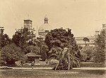 The Garden Palace- view from the Botanic Gardens (4066784631).jpg