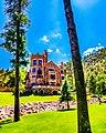 The Glen Eyrie Castle in Summer.jpg