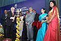 The Governor of Kerala and former Chief Justice of India, Mr. Justice P. Sathasivam lighting the lamp at the inauguration of the Human Rights Day function of the National Human Rights Commission (NHRC), in New Delhi.jpg