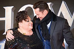 The Greatest Showman Japan Premiere Red Carpet- Hugh Jackman & Keala Settle (25375350117).jpg