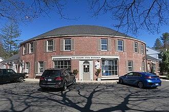 Washington, Connecticut - The Hickory Stick Bookshop