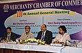 The Minister of State for Health and Family Welfare, Shri Sudip Bandyopadhyay at the 110th Annual General Meeting of Merchants' Chamber of Commerce, in Kolkata on September 28, 2011.jpg