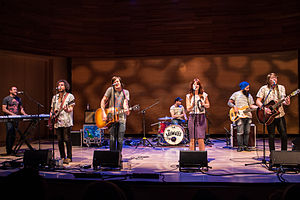 The Mowgli's - Image: The Mowgli's May 2014 at the Musical Instrument Museum, Phoenix, Az