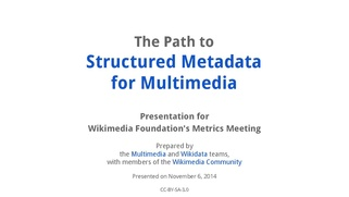 The Path to Structured Data - Metrics Meeting (11-06-2014).pdf