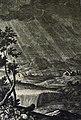 The Phillip Medhurst Picture Torah 615. The song of Moses. His doctrine as the rain. Deuteronomy cap 32 v 2. Pintz.jpg