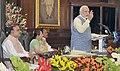 The Prime Minister, Shri Narendra Modi delivering his inaugural address at the National Legislators Conference, in New Delhi.jpg