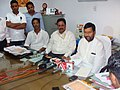 The Union Minister for Consumer Affairs, Food and Public Distribution, Shri Ramvilas Paswan addressing a press conference, at the National Test House, in Jaipur on June 14, 2014.jpg