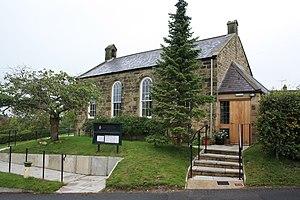 Leavening, North Yorkshire - Image: The Venerable Bede Church Leavening 1 (Nigel Coates)