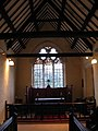The interior of St Michael's church - geograph.org.uk - 1571221.jpg