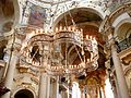 The interior of of Saint Nicholas Church in Prague.JPG