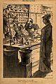 The patron saint of the Netherlands asks an apothecary wheth Wellcome V0011918.jpg