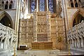 The reredos and altar, Truro Cathedral - geograph.org.uk - 2624138.jpg