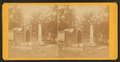 The tomb of Geo. Washington and Martha, his wife. Bought at Mt. Vernon April 20, 1876 by C.E.M, from Robert N. Dennis collection of stereoscopic views.png