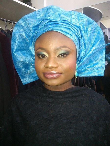 "File:The youruba gele ""head scarf"".jpg"