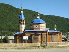 Theotokos of Vladimir church Nizhneangarsk.jpg