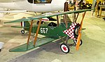 Thomas-Morse S-4C - Oregon Air and Space Museum - Eugene, Oregon - DSC09844.jpg