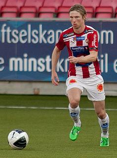 Thomas Drage Norwegian football player
