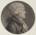 Thomas Jefferson, head-and-shoulders portrait, facing right LCCN97503644.jpg