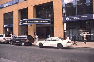 Thomas Jefferson University - Thomas Jefferson University Hospital