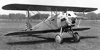 Curtiss H-1640 - A Thomas-Morse XP-13 Viper fitted with a Curtiss H-1640 Chieftain during testing