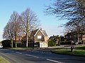Thulston - junction of Broad Lane and Green Lane - geograph.org.uk - 1703214.jpg