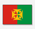 Tianeti District flag.jpg