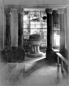 Tiffany Chapel from HABS crop